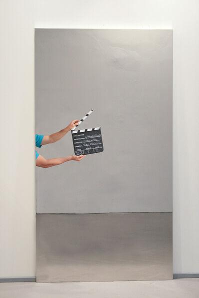 Michelangelo Pistoletto, 'Ciak Azzurro', 1962-2007