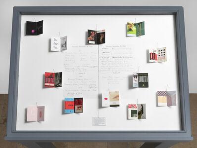 Barbara Bloom, 'Nabokov's Collection', 2020