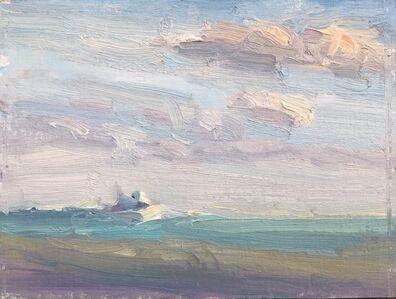 Pratima Rao, 'Wind Swept, Key West 2 (Plein Air)', 2019