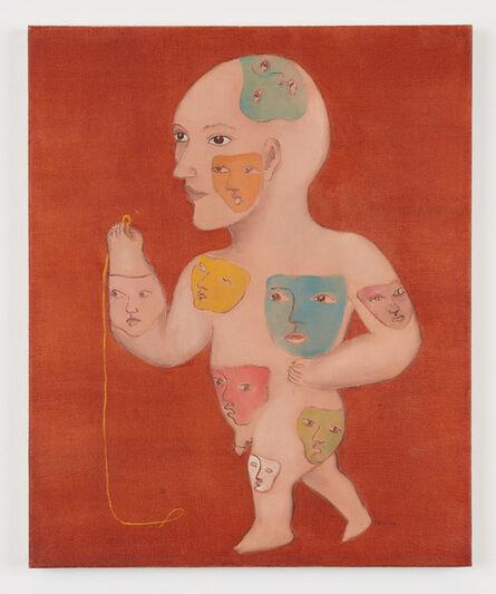 Cecilia Vicuña, 'El Enano Nelson Ned', 1979