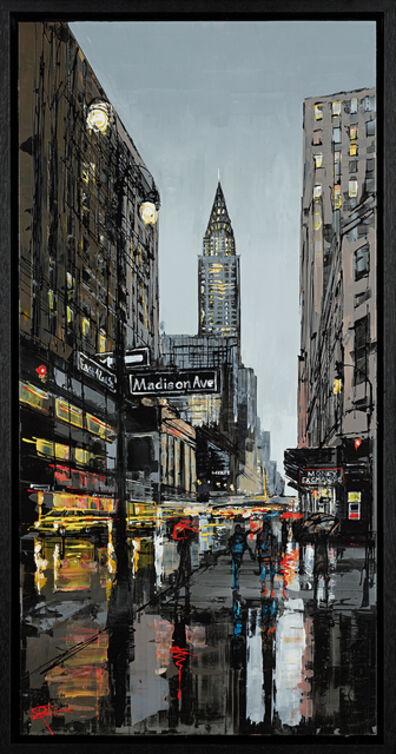 Paul Kenton, 'Madison Avenue', 2019