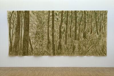 Giuseppe Penone, 'Verde del bosco', 1986