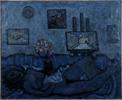 ĐURO PULITIKA, 'Blue Nude', 1978