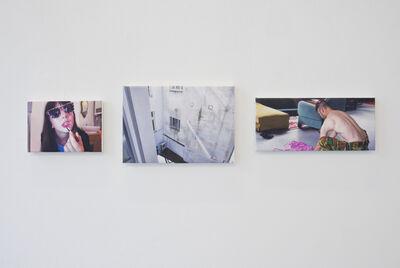Robert Devriendt, 'Paintings n°12, 13 and 14', 2015-2016