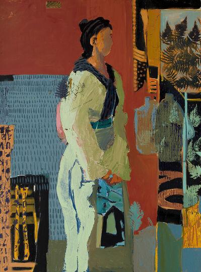 Linda Christensen, 'Inclinaion', 2106