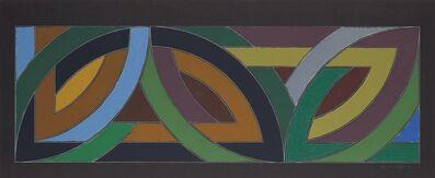 Frank Stella, 'York Factory II', 1974
