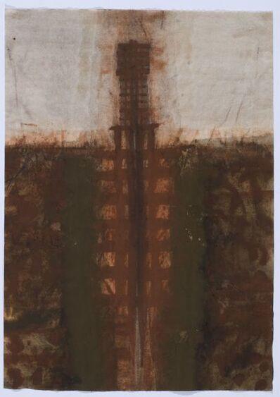 Walter Pichler, 'Ohne Titel (Erdfigur)', ca. 1970
