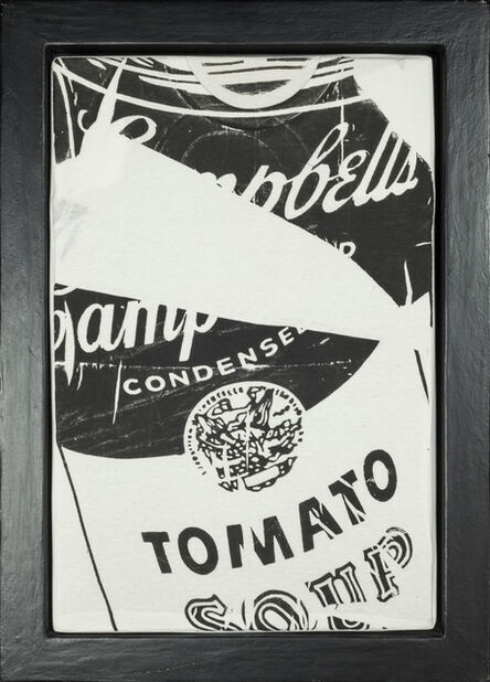Andy Warhol, 'Campbell's Soup', 1982