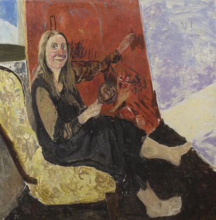 Jean Cooke, 'OK Mona Liza', ca. 1990