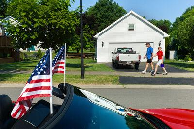 Alex Webb, 'Fourth of July, Rochester, New York', 2012