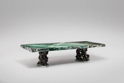 Mattia Bonetti, 'Dining Table 'Rock' ', 2017