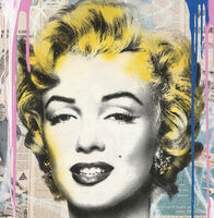 Mr. Brainwash, 'Marilyn', 2020