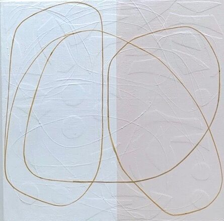 Maura Segal, 'Peaches and Cream Study', 2020