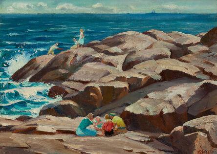 Henry Gasser, 'On the Seashore', ca. 1950s-1960s