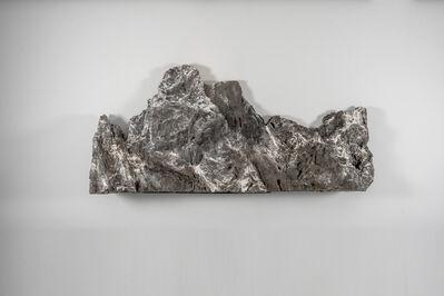Guido Casaretto, 'Monte Rosso', 2017