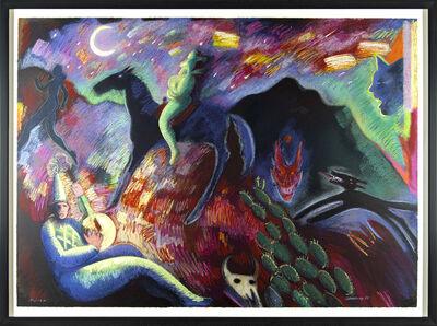 Carlos Almaraz, 'Southwest Song', 1988