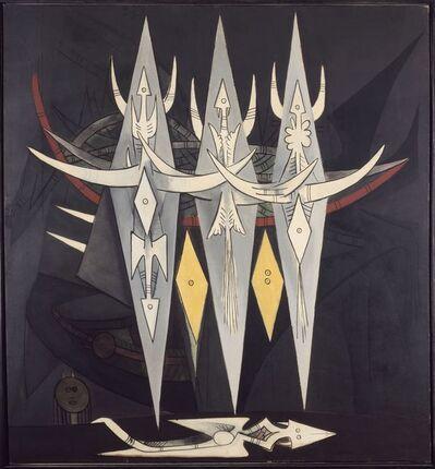 Wifredo Lam, 'Umbral', 1950