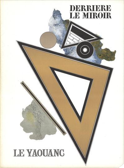Alain Le Yaouanc, 'DLM No. 176 Cover', 1969
