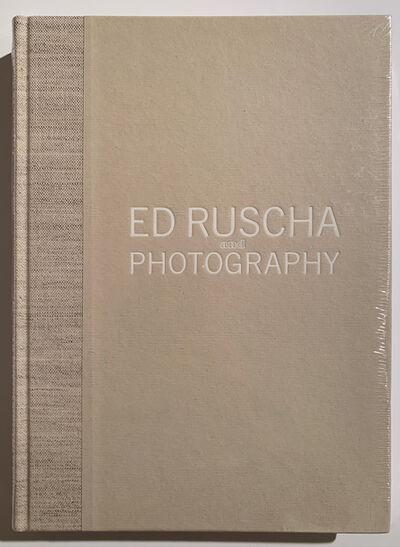 Ed Ruscha, 'Ed Ruscha and Photography', 2004