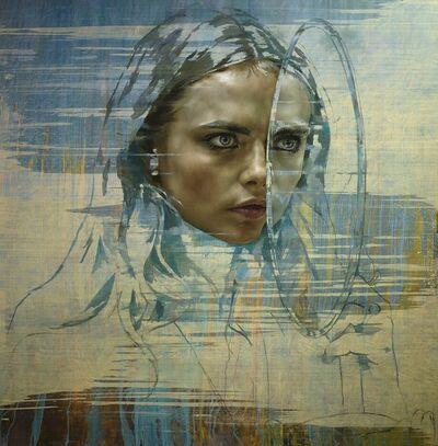 Jonathan Yeo, 'Cara Mirror', 2016
