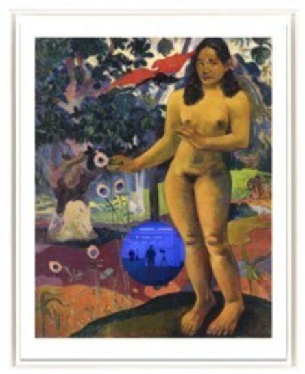 Jeff Koons, 'Gazing Ball (Gauguin Delightful Land)', 2017