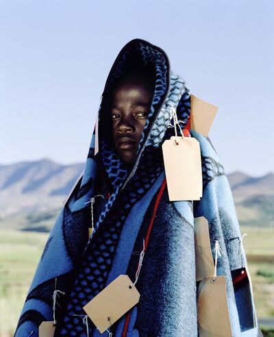 Namsa Leuba, 'Umfana, from the series Kingdom of Mountains ', 2014
