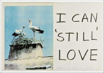 Tracey Emin, 'I Can Still Love', 2012