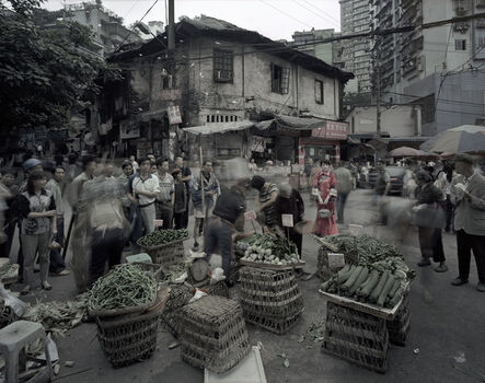 Qin Wen, 'Old City-Huangshakou 故城系列之黃沙口 ', 2009