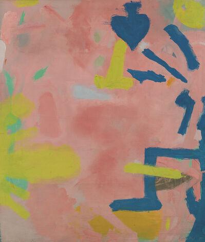 Perle Fine, 'Untitled Prescience', 1951