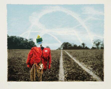 Boyd & Evans, 'Bird/Scarecrow', 1990