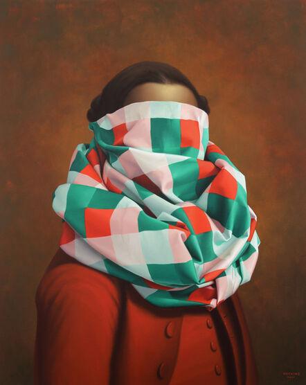 Shawn Huckins, 'Pattern No. 2, Ignatius Sancho', 2021