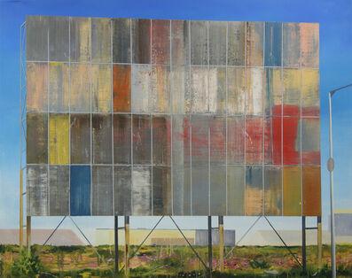 Ross Brown, 'Billboard Painting ', 2017