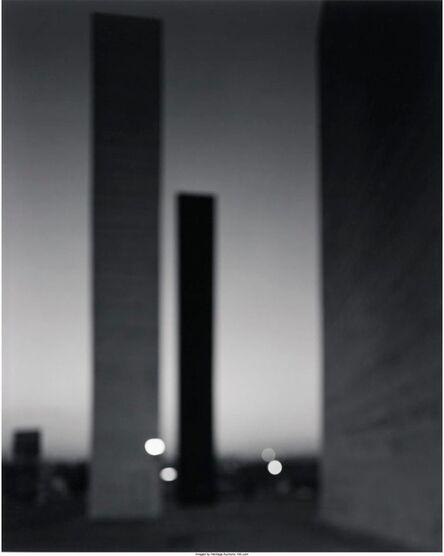 Hiroshi Sugimoto, 'Satellite City Tower', 2002