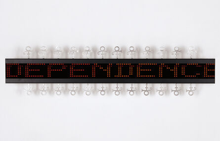 Jenny Holzer, 'Selections from Truisms (1977-1979) and Survival (1983-1985)', 1997