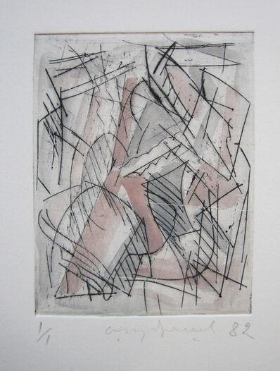 Oleg Kudryashov, 'Untitled, Plate 357', 1982
