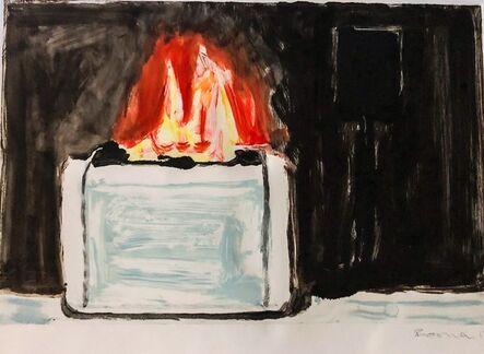 Richard Bosman, 'Toaster Fire', 2017