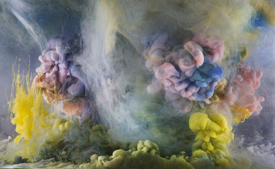 Kim Keever, 'K2 Abstract 8375c', 2014
