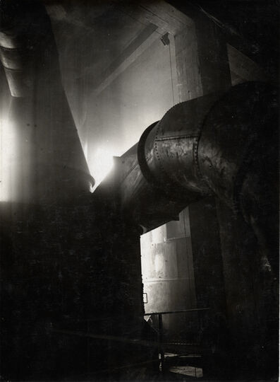 Germaine Krull, 'Electric plant Issy les Moulineaux', 1928