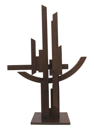 Marino di Teana, 'Hommage aux Sciences', 1978