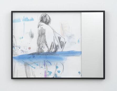 Nick Mauss, 'Has Blossoms', 2016