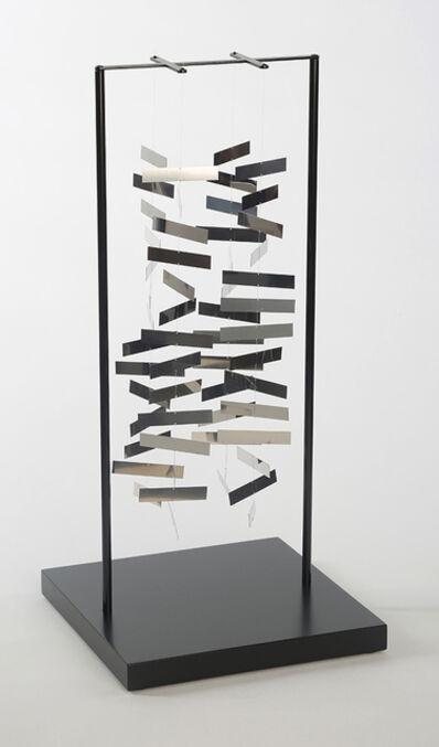Julio Le Parc, 'Mobile rectangle dans l'espace', 1967-2009