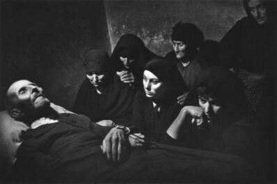 W. Eugene Smith, 'The Wake, from Spanish Village', 1950