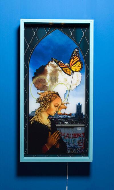 John Moran, 'When a Butterfly Flaps Its Wings', 2021