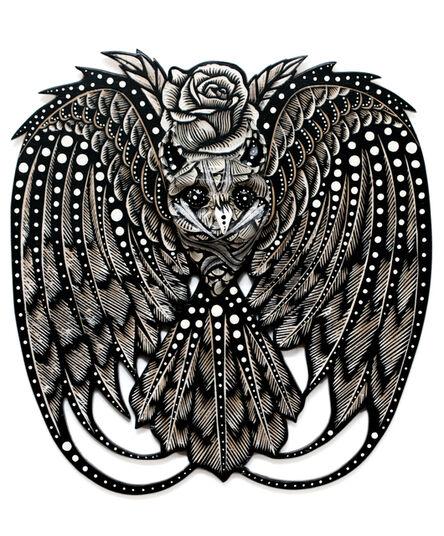 Dennis McNett, 'Owl Spirit III', 2018