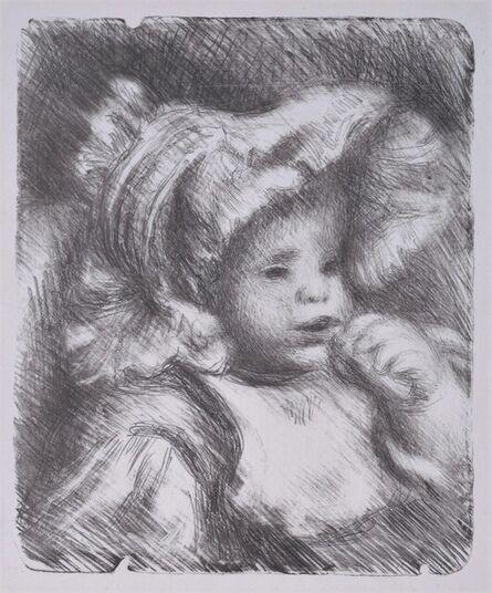 Pierre-Auguste Renoir, 'L'Enfant au Biscuit. Portrait of Jean Renoir.', 1898