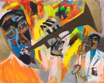 Harold Smith, 'Jazz Interpretations', 2020