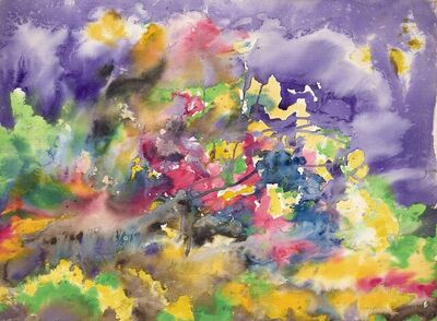 Frederick James Brown, 'Untitled', 1970