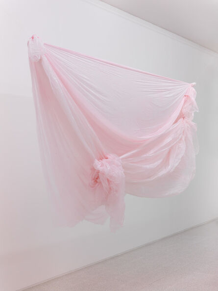 Karla Black, 'What to Ask Of Others', 2011