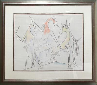 Wifredo Lam, 'Untitled - I', 1957