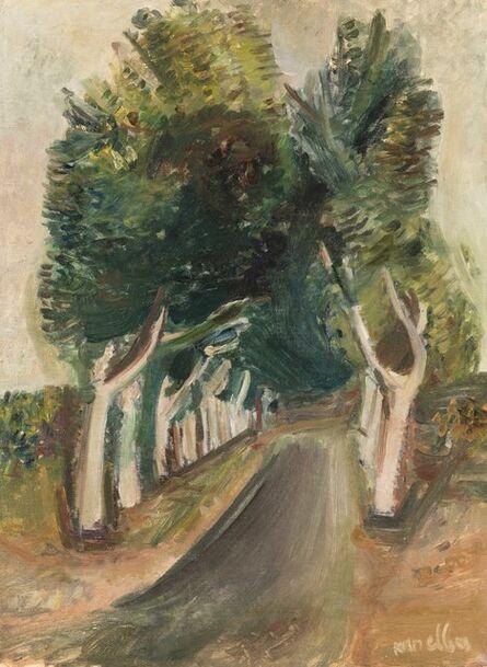 Rajmund Kanelba, 'Le chemin', executed circa 1930